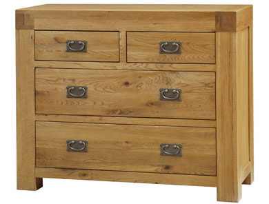 Boston 2x2 Drawer Chest