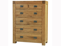 Boston 4x2 Drawer Chest