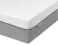 Breasley Numero Uno 1000 Pocket & Memory Mattress