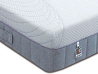 Breasley Numero Uno 2000 Pocket & Memory Mattress