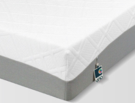 Breasley Uno 1000 Pocket Ortho Mattress