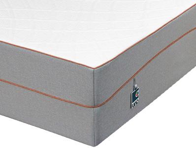 Breasley Uno Select Calipso 2500 Pocket & Memory Foam Mattress