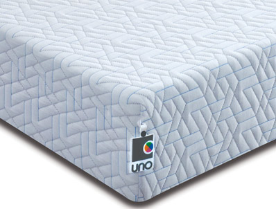 Breasley Uno Vitality Memory & Foam Mattress