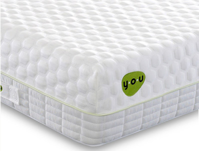Breasley YOU  Mattress with SShh Branding