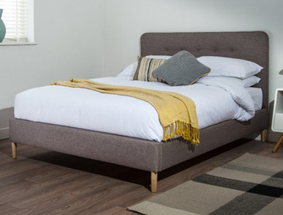 Cadot Andora Fabric Bed Frame