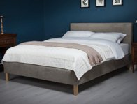 Cadot Merida Fabric Bed Frame