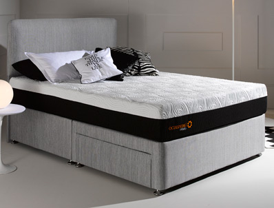Dormeo Hybrid Firmer  Pocket Divan Bed