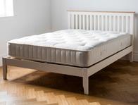 Dreamworks Banbury Acacia Ivory Painted Bed Frame