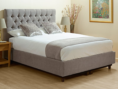 Dreamworks Carnaby Fabric Bed Frame