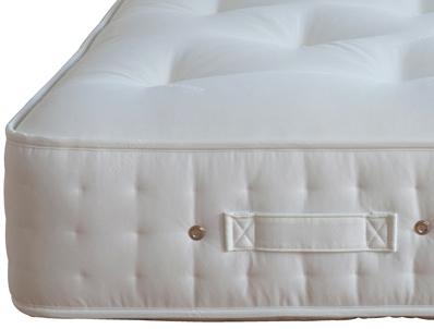 Dreamworks Duo Comfort Coil Spring Mattress