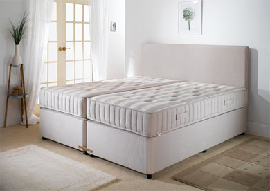 Dreamworks Duo Comfort Divan Bed
