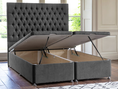 Dreamworks Essence Ottoman Divan Base