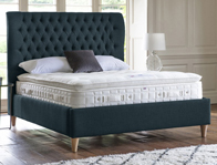 Dreamworks Felicity Fabric Bed Frame