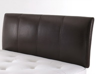 Dreamworks Gallery  Capri Leather headboard