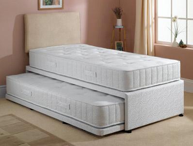 Dreamworks Paris Coil Spring Guest Bed