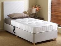 Dreamworks Pocket Wool Adjustable Bed - Shallow Base