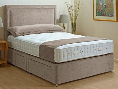 Dreamworks Portobello Superb 1400 Pocket Bed