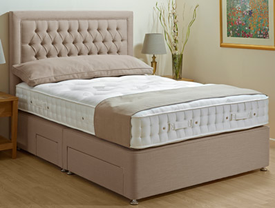 Dreamworks Portobello Supreme 2400 Pocket Bed