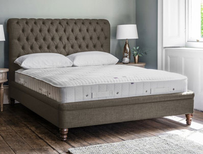 Dreamworks Rapture Fabric Bed Frame