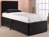 Dreamworks Wool Adjustable Bed - Deep Base