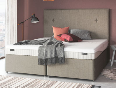 Dunlopillo Diamond Latex Divan Bed