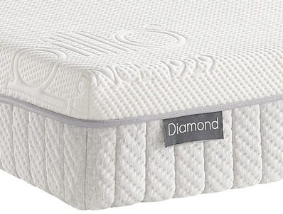 Dunlopillo Diamond Mattress (18cm)