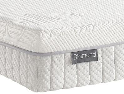 Dunlopillo Diamond Mattress - Cool Plus Cover