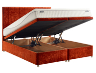 Dunlopillo Electric Ottoman Bed Base