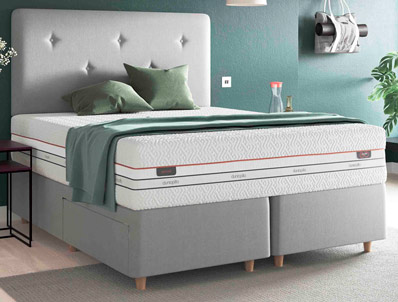 Dunlopillo Excel 29 Divan Bed