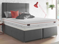 Dunlopillo Go Exceed 27 Divan Bed