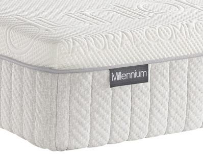 Dunlopillo Millennium Mattress (24cm)