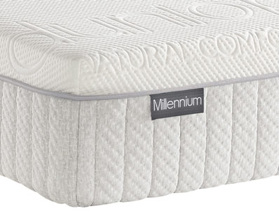 Dunlopillo Millennium Mattress - Cool Plus Cover