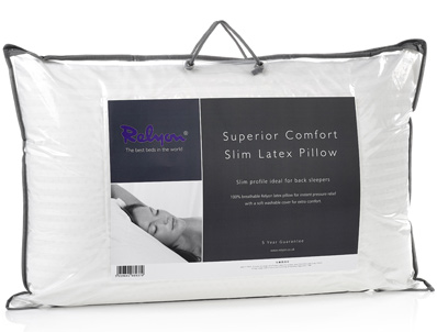 Dunlopillo Super Comfort Latex Pillow Pair