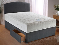 Dura Beds Sensacool 1500 Pocket Memory Divan Bed