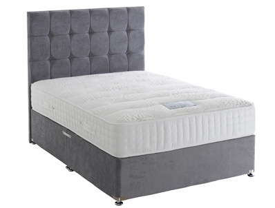 Dura Beds Thermacool Tencel  2000 Pocket Divan Bed