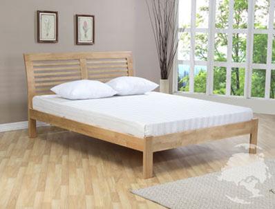 Ecofurn Ridgeway Bed Frame & Under Bed Drawers