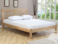 Ecofurn Ridgeway Bed Frame & Under Bed Drawers