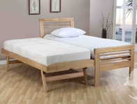 Ecofurn Ridgeway Guest Bed Frame Only