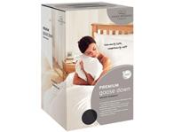 Fine Bedding Company Premium Goose Down Quilt 13.5 Tog