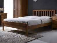 Flintshire Drury Small Double Hardwood Bed Frame