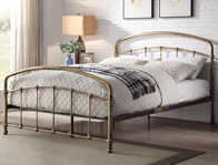 Flintshire Mostyn Antique Bronze Bed Frame