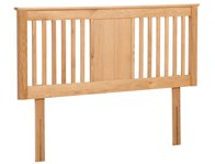 Flintshire Northop Solid Oak Headboard Discontinued
