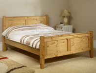 Friendship Mill Coniston High Foot End Bed Frame