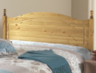 Friendship Mill Orlando Pine Headboard