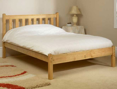 Friendship Mill Shaker Bed Frame