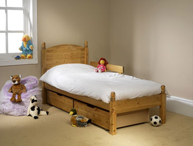 Friendship Mill Teddy Bear Bed Frame