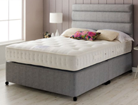 Gainsborough Duchess Soft Feel 1500 Pocket Bed