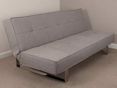 gainsborough flip clic clac sofa bed buy online at bestpricebeds. Black Bedroom Furniture Sets. Home Design Ideas