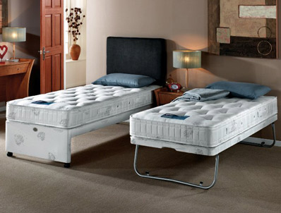 Gainsborough Standard Pocketed Spring Guest Bed