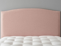 Gainsborough Tranquility Fabric Headboard On Legs